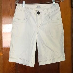 Dockers Cream Shorts